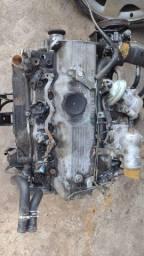 Motor Parcial L200 2.5 ( NA TROCA )