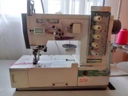 Maquina de costura GOLEIRA