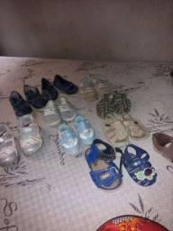 Lote de sapato infantil