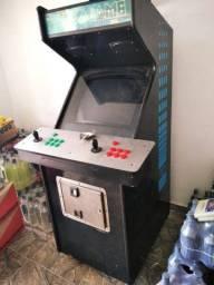 Máquina vídeo game