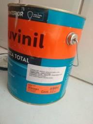 1 litro aproximadamente tinta cor gelo
