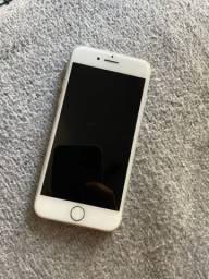Iphone 8 - 256 gb - prata (vide descrição)