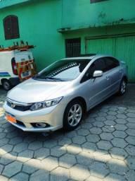 Honda Civic EXS teto solar top km baixo