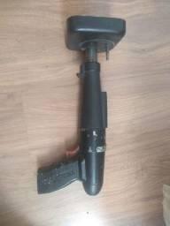 Pistola para gesseiro