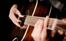 Aulas de Violão - teclado - Canto - Cavaco - Guitarra - Baixo - Ukuele - Cajon