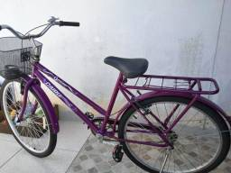 Bicicleta Genova Caiuru Feminina aro 26