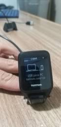 Relógio com GPS TomTom Runner 2 Cardio music