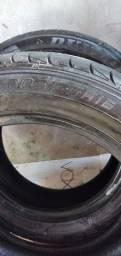 Vendo dois pneus aro 16 205 55