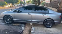 Honda civic 2008 aut. Flex