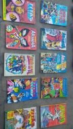 Quadrinhos Antigos