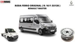 Roda + Pneu Original Renault Master ( Novo ou Seminovo )