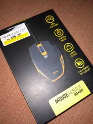 Mouse Gamer OEX Hunter, Preto - MS303. Valor negociável<br><br><br>
