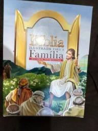Bíblia Ilustrada para a família
