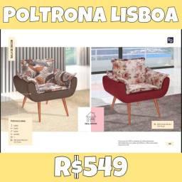 Poltrona Lisboa