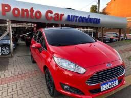 Ford New Fiesta 1.6 Titanium Powershift 4P