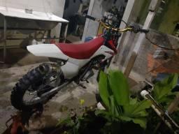 Moto de Trilha NX 200 Kit CRF 230