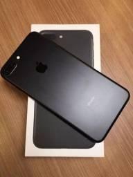 Iphone 7 Plus Preto 32 gb - Semi novo (Otimo estado)