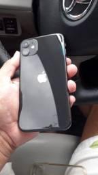 iphone 11 trincado 64 gigas bateria 92%