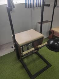Conjunto de aparelhos de Pilates