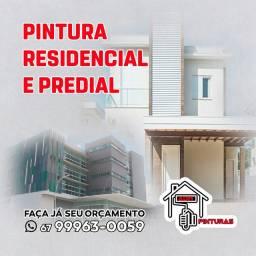 PINTURA RESIDENCIAL E PREDIAL