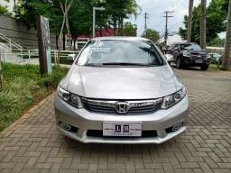 Honda Civic Lxs 1.8 Aut. Completo - 2013