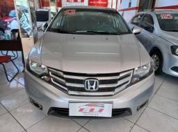 Honda city Sedan LX 1.5 Flex 16V Aut. 2012/2013