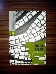 Livro: Exercícios - Hilda Hilst