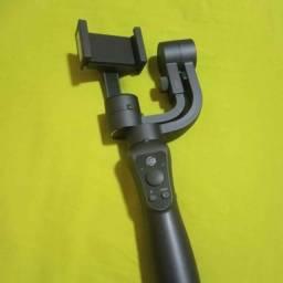 Estabilizador Automático de Celular conhecido melhor como Gimbal S5 Gimbal 3 Eixos