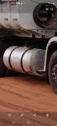 Vendo ou troco tanque de alumínio de 480litros em tanque de plástico contato *15