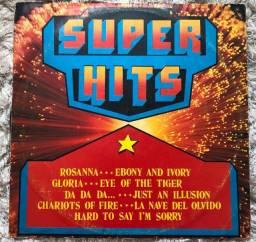 Vinil Super Hits Superstars Original