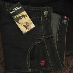 Calça jeans feminina Country