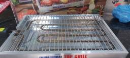 Churrasqueira eletrica top grill