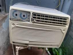 Ar condicionado de 7500 btus funciona perfeitamente