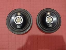 Título do anúncio: Dois Alto falantes jbl 6 polegadas 240w Rms 4 ohms