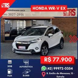 Honda WR-V EX 1.5 Aut. 2018