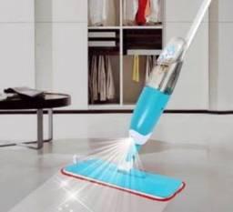 Mop Spray Reservatório e Refil Microfibra Rodo Mágico Novo Lacrado!