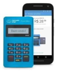 Maquininha Point Mini - A Máquina De Cartão Do Mercado Pago
