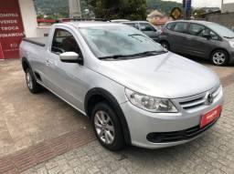 Volkswagen Saveiro trend 1.6 8v ano 2013 completo c/ 65.000 km
