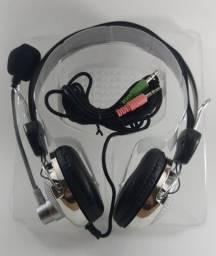 Título do anúncio: Headset Com Microfone Para PC Entrega Grátis