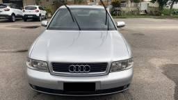 Título do anúncio: Audi A4 2.4 V6 2001 Todo original raridade 69mil km