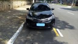 Toyota Corolla Gli 2015 automático Único Dono