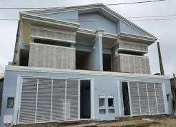 Sobrado 3 suítes bairro das nações em construção