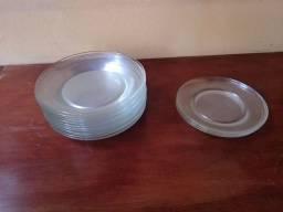 Jogo de pratos duralex