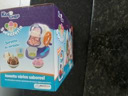 Sorveteria Kids Chef , faz sorvete de verdade