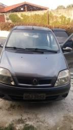 Título do anúncio: Vende se  Renault/ scenic exp 16 16 v ou troca se por saveiro.