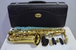 Sax Alto Arena Brass (Cartão em até 12x sem juros)