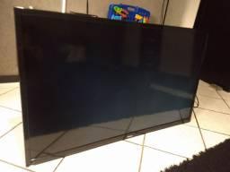 TV Philco 48' modelo PH48s61dg com defeito