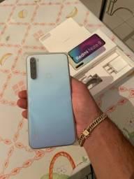 Xiaomi redmi note 8 64gb zerado