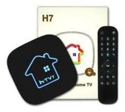 Aparelho HDTV7 Novo na Caixa