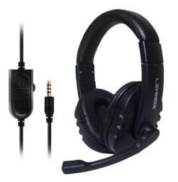 Headset Gamer ps4, Xbox com entrada p3 e Celular